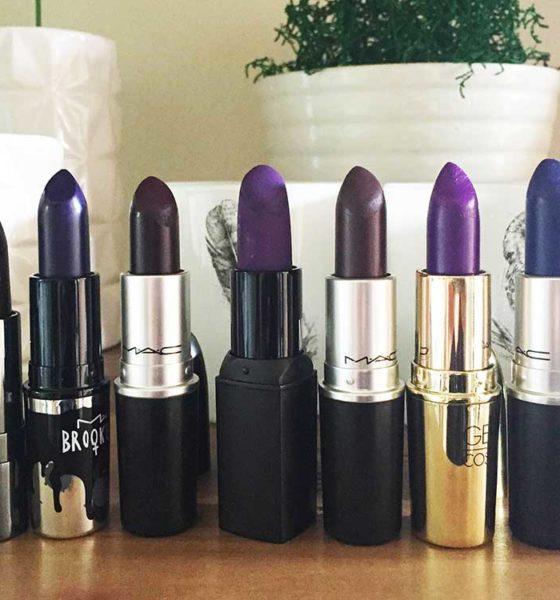 I migliori rossetti viola: Mac, Nabla, Mulac, Gerard Cosmetics