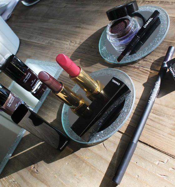 Chanel Rouge Noir: Illusion D'Ombre, rossetti, smalti, matita occhi