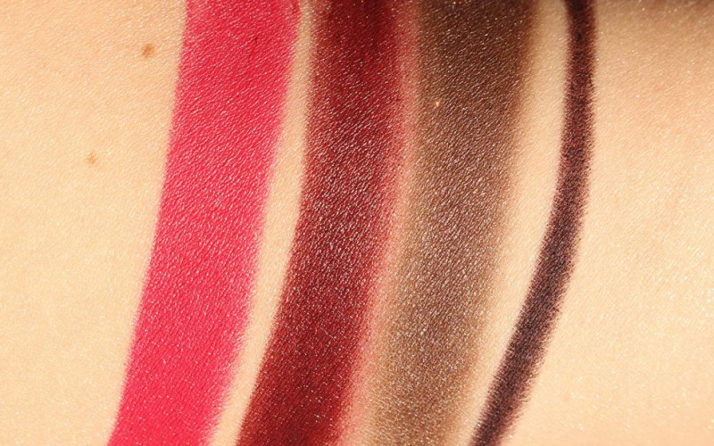 swatch chanel rouge noir collezione